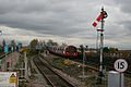 Semaphore signal at Greenford,west London, 2012. - panoramio.jpg