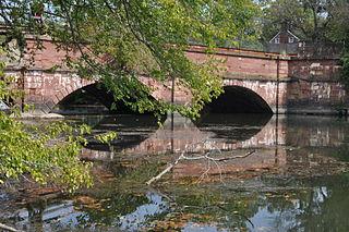 Seneca Aqueduct United States historic place
