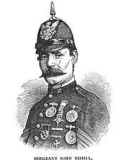 Sergeant John Nihill