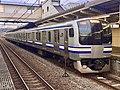 Series E217 Y-101 in Higashi-Zushi Station 01.jpg