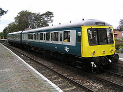 Set T326 (51131 and 51321) at Arley.JPG