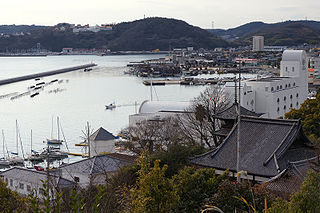 Ushimado, Okayama