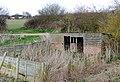 Shack beside railway near Walsingham - geograph.org.uk - 1251492.jpg