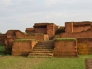 Mainamati is an archaeological site dating back to the first millennium CE