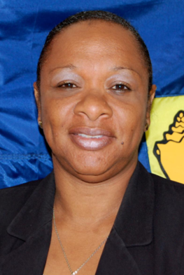 Sharlene Cartwright-Robinson, current and first female Premier of Turks and Caicos Sharlene-cartwright-robinson.png