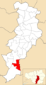 Sharston (Manchester City Council ward) 2018.png