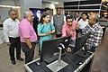 Shefali Shah Along With NCSM Dignitaries Visiting NDL - NCSM HQ - Kolkata 2017-12-14 6427.JPG