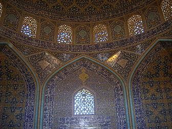 Sheikh Lotfollah Mosque Wikipedia