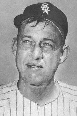 Sherman Lollar - Chicago White Sox - 1958
