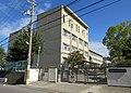 Shijonawate City Shijonawate junior high school.jpg