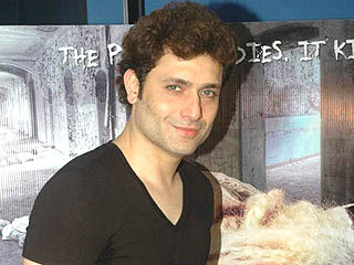 Shiney Ahuja Indian film actor and model