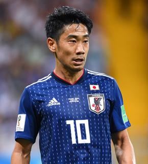 Shinji Kagawa Japanese footballer