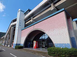 Shishikui Station Railway station in Kaiyō, Tokushima Prefecture, Japan
