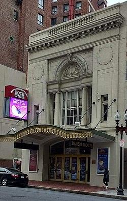 Shubert Theatre (Boston) - Wikipedia