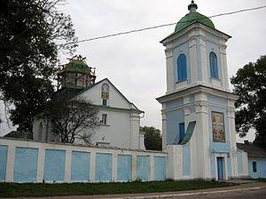 Shumsk - Church of Transfiguration