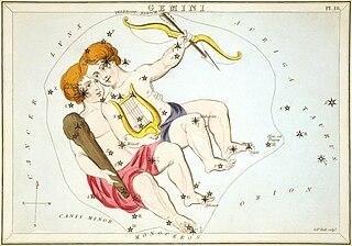 双子座 - wiiia 双子座 β星は、全天21の1等星の1つであり、ポルックスと呼ばれる。α星