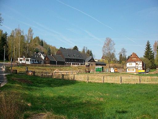 Siebenschlehener Pochwerk und Silberschmelzhütte St. Georgen (1)