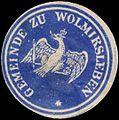 Siegelmarke Gemeinde zu Wolmirsleben W0382740.jpg