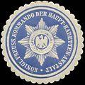 Siegelmarke K.Pr. Kommando der Haupt-Kadetten-Anstalt W0345148.jpg