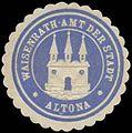 Siegelmarke Waisenrath-Amt der Stadt Altona W0331876.jpg