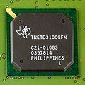Siemens NTBBA 40 183 340-100 - Texas Instruments TNETD3100GFN-3314.jpg