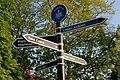 Signpost, South Parade - geograph.org.uk - 798260.jpg