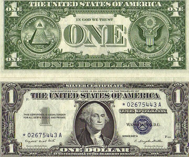 File:SilverCertificate1Dollar.jpg