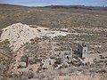 Silver Cloud Mine, Ruins and Dump, Looking N, Elko Co., NV - panoramio.jpg