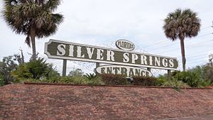 Silver Springs State Park - Headspring Entrance Sign.jpg