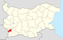 Simitli Municipality Within Bulgaria.png