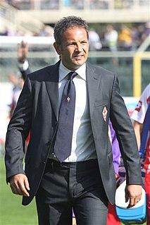 Siniša Mihajlović Serbian footballer