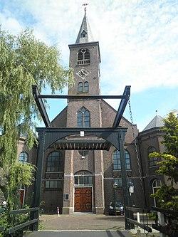 Sint-Vincentiuskerk, Volendam.JPG