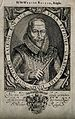 Sir Walter Raleigh. Line engraving by S. de Passe, 1621. Wellcome V0004879.jpg
