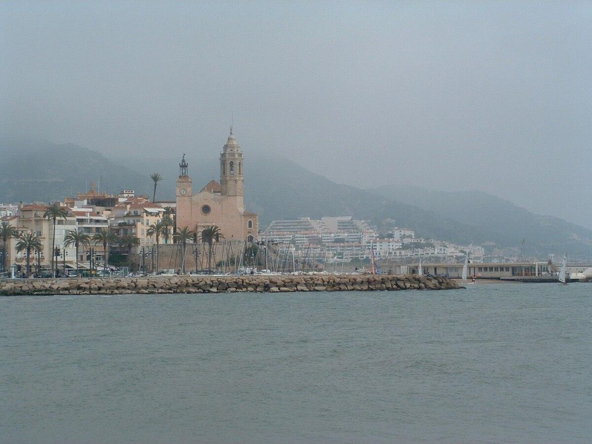 Sitges viquip dia l 39 enciclop dia lliure - Fotos de sitges barcelona ...