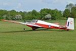Slingsby T.61F Venture 'ZA634 - C' (G-BUHA) (32258574624).jpg