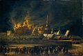 Slottet brænder 1859 by Ferdinand Richardt.jpg