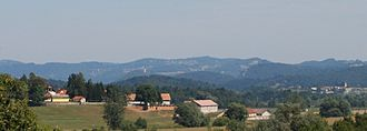 Slovenska Vas, Šentrupert - The semi-open department of Dob Prison