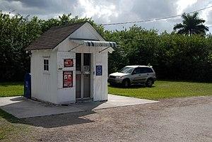 Ochopee, Florida - Ochopee Post Office