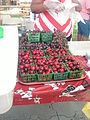 Smithsonian Folklife Festival 2013 - cherries.JPG