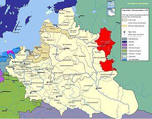 Smolensk War - Image: Smoleńskie IRP