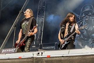 Sodom (band) German thrash metal band