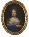 Sofia Charlotta, 1668-1705, prinsessa av Pfalz, hertiginna av Braunschweig-Lüneburg k - Nationalmuseum - 15772.tif