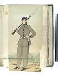 Soldado de artillharia, uniforme inverno de verão (NYPL b14896507-83984).tiff
