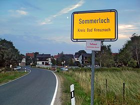 Image illustrative de l'article Sommerloch (bei Bad Kreuznach)