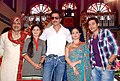 Sonu sood on the sets of Hitler Didi.jpg