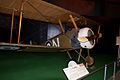 Sopwith F-1 Camel FrontR Early Years NMUSAF 25Sep09 (14413223710).jpg