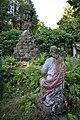Sousoší Ježíš na hoře Olivetské pod Křížovou cestou v Jiřetíně pod Jedlovou 02.jpg