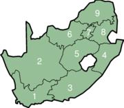 Afrika e Jugut 180px-SouthAfricaNumbered