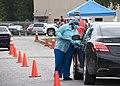 South Carolina National Guard assists local authorities at Orangeburg testing site (49939254981).jpg