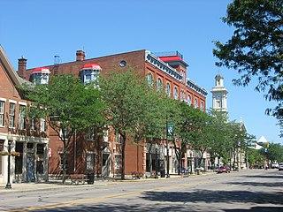 Chillicothe, Ohio City in Ohio, United States